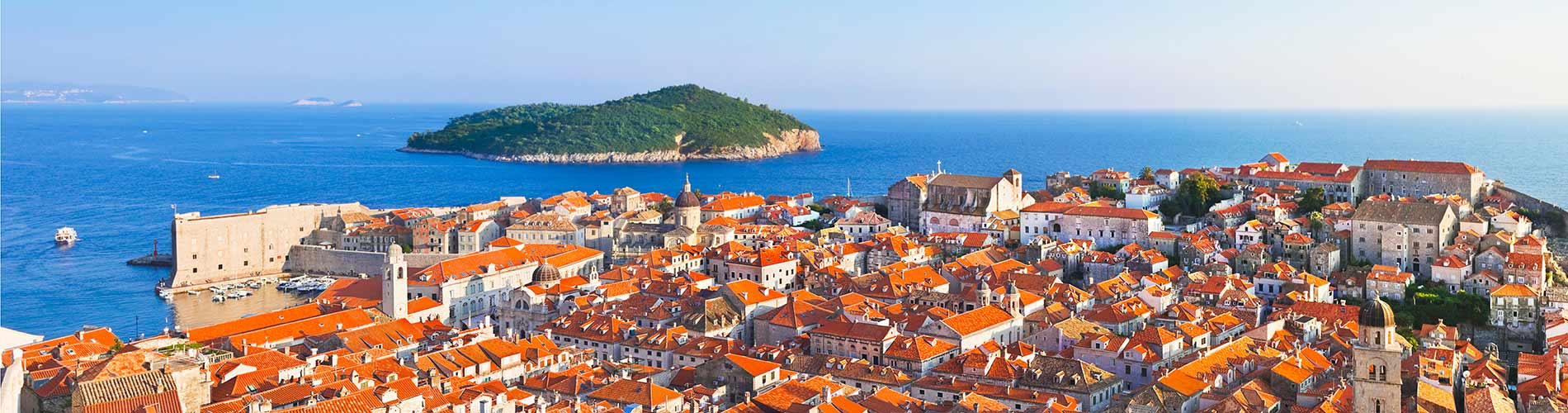 Panorama of Dubrovnik in Croatia.jpg
