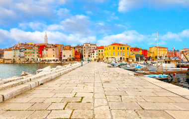 Croatia holidays to Istrian Peninsula