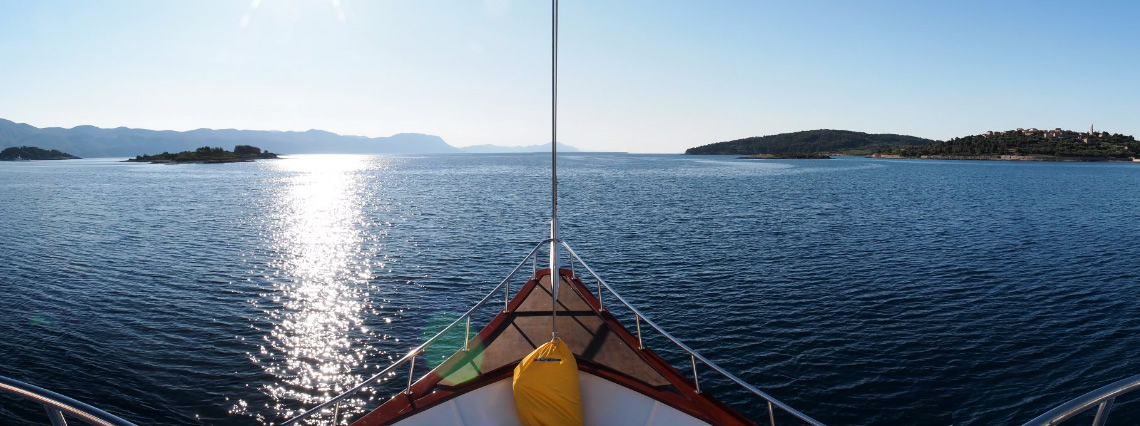 Island Hopping Cruise from Opatija