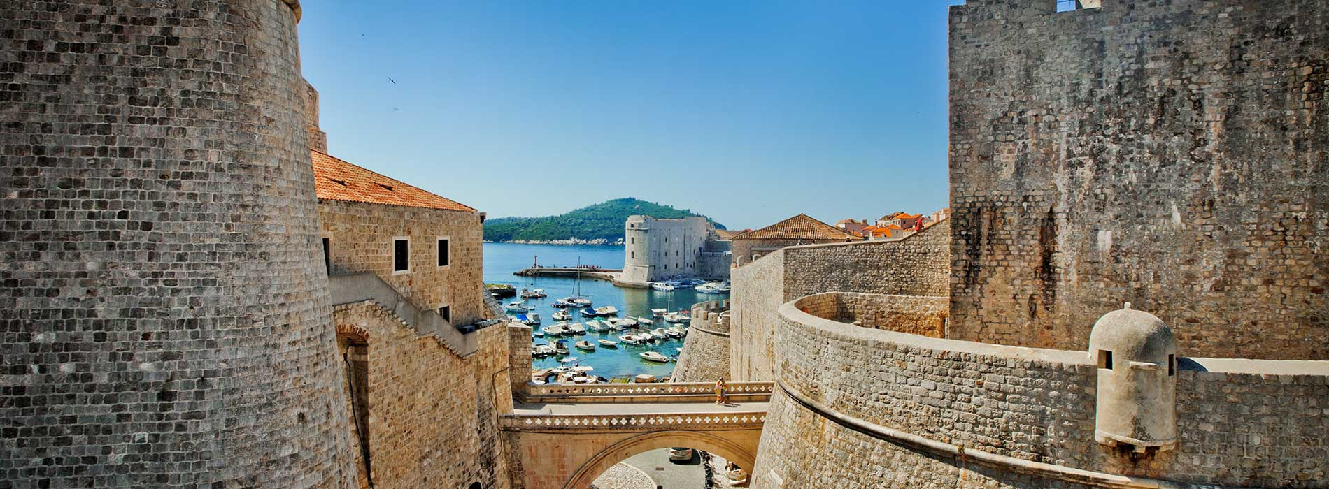 Flight Only - Dublin to Dubrovnik