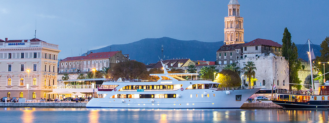 Deluxe Croatian Cruise