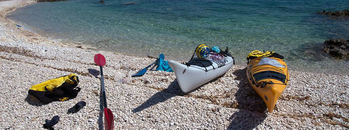 Dubrovnik and Sea Kayaking