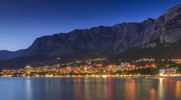 Dubrovnik and Makarska