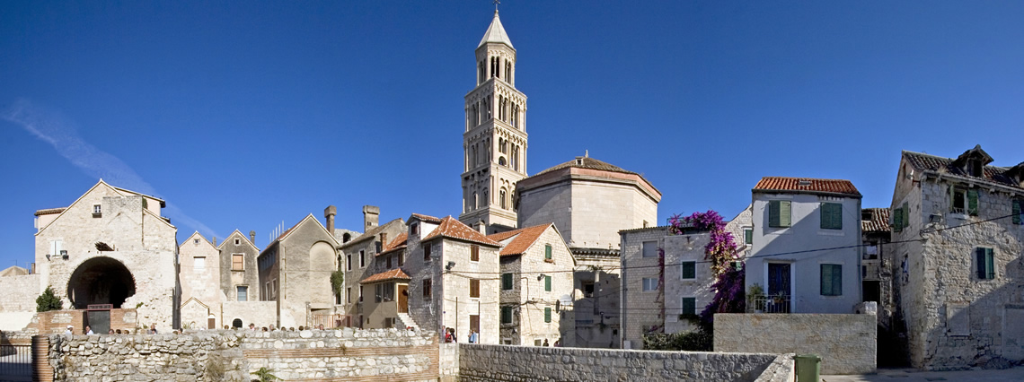 City of Split and Island of Hvar