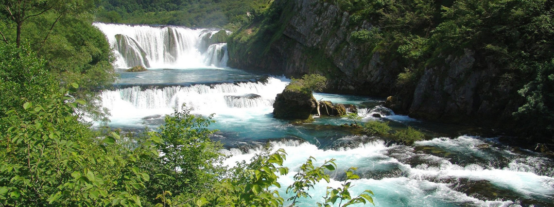Walking Croatian National Parks