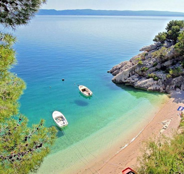 Holidays in Makarska,Croatia from Ireland