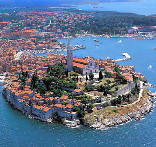 Holidays in Porec,Croatia from Ireland