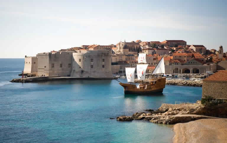 Croatia Holidays Specials | Flight Only - Belfast to Dubrovnik