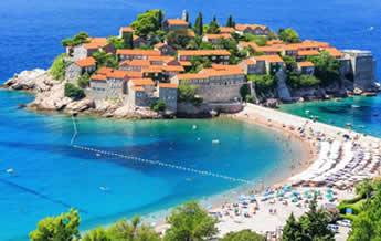 Croatia Holidays Specials | Montenegro, Budva and Dubrovnik