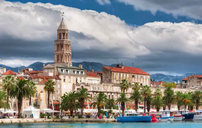Croatia Holidays Specials | Flight Only - Dublin to Split