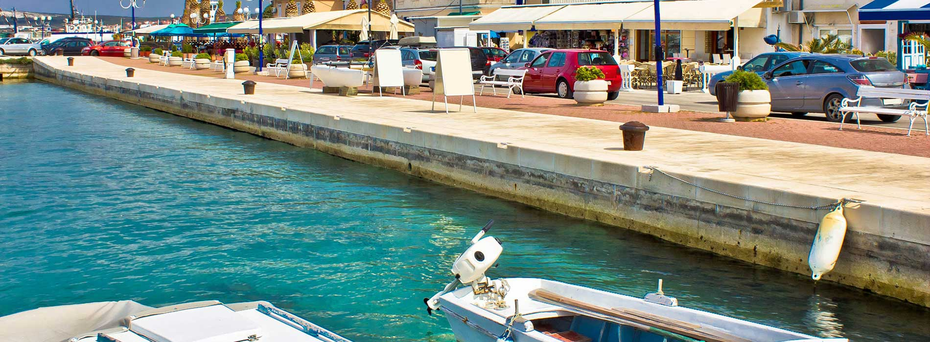 Adriatic town of Biograd na moru colorful waterfront and harbor.jpg