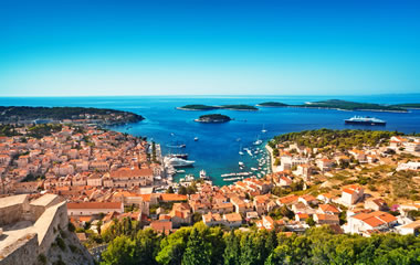 Croatia holidays to Dalmatian Islands
