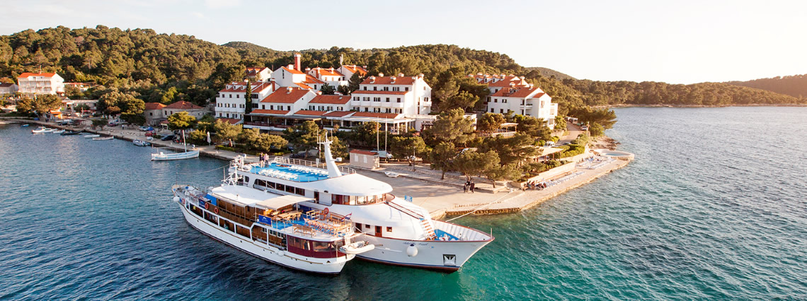 Island of Mljet and Dubrovnik - 3 Star Hotels