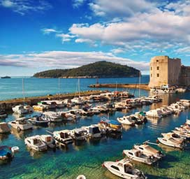 Holidays in Budva,Croatia from Ireland