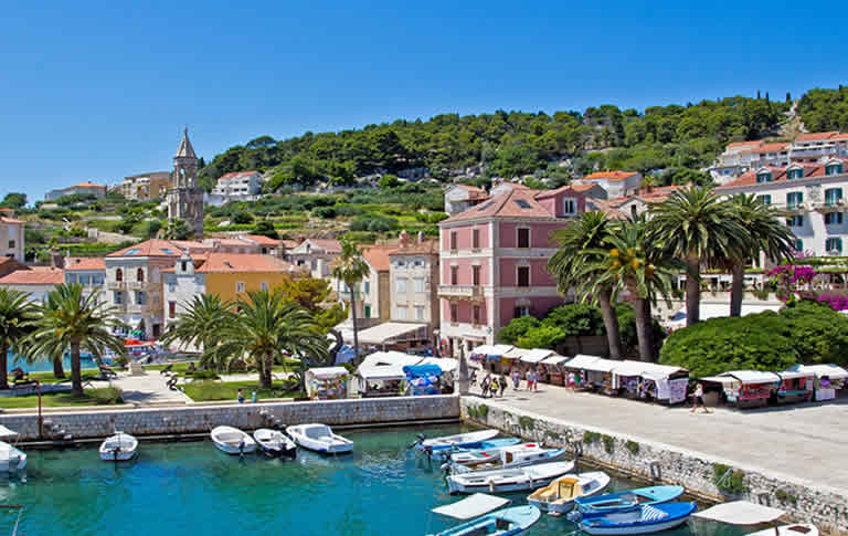 Croatia Holidays Specials | City of Split and Island of Hvar